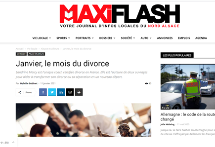 maxi flash coach divorce