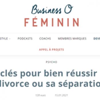 Sandrine Mercy Coach divorce certifié