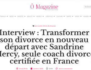 Sandrine Mercy Coach Divorce Certifié CDC